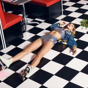 #MFTPU - ph Simone Nervi - muah Daria Boscarelli - styling Pro*Lab - model Gabriela Iliescu