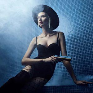 #MFTPU - ph Simone Nervi - muah Mara De Marco - styling Pro*Lab - model Aleksandra Liz