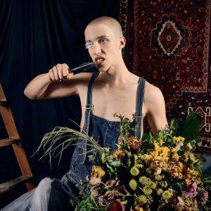 Epic Fool - ph Simone Nervi - mua Mara De Marco - styling Pro*Lab - model Artur - ag Nologo
