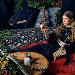 Epic Fool - ph Simone Nervi - muah Giorgia Guzzi - styling Pro*Lab - model Louise - ag Pop Models