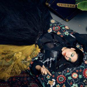 Epic Fool - ph Simone Nervi - muah Jessica Carminati - styling Pro*Lab - model Aika - ag 26Models