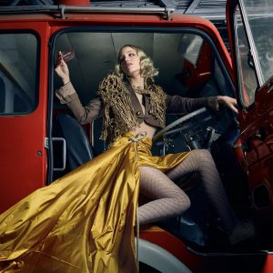 Epic Fool - ph Simone Nervi - muah Jury Schiavi - styling Pro*Lab - model Silver - ag Major