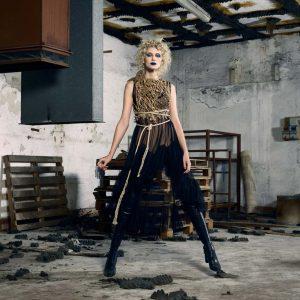 Epic Fool - ph Simone Nervi - muah Lara Fedeli - styling Pro*Lab - model Aleksandra Liz