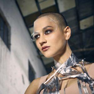 Epic Fool - ph Simone Nervi - muah Lirona Spahija - styling Pro*Lab - model Havana - ag Major