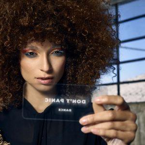 Epic Fool - ph Simone Nervi - muah Mae Tomaselli - styling Pro*Lab - model Maylys - ag Major