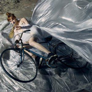 Epic Fool - ph Simone Nervi - muah Noa Ceretta - styling Pro*Lab - model Emi Randon - ag Major